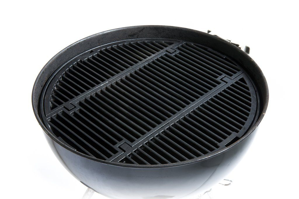 M1 Cast Iron Grate For 22 Kettle Grills Grill Grates Grilling