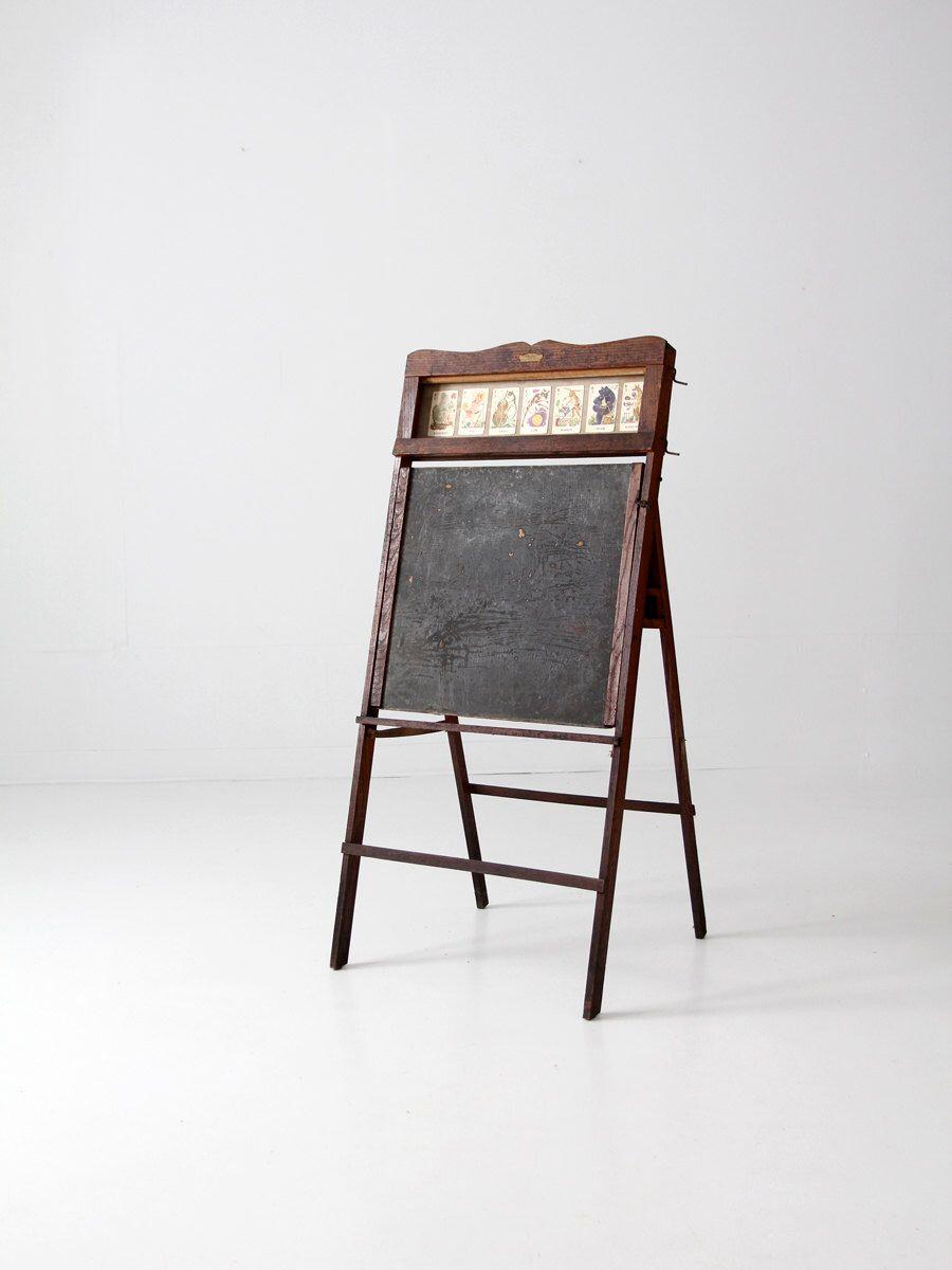 1920s easel, Lithoplate Better Than Slate Education Board ...