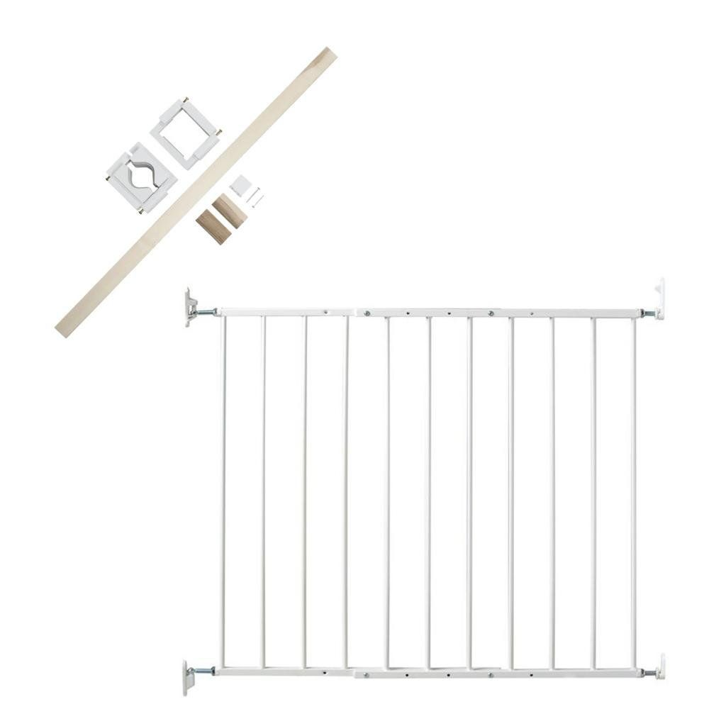 Kidco Safeway Baby Safety Gate With Stairway Installation