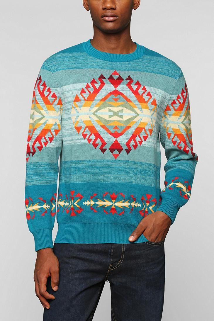 Pendleton Jacquard Sweater #urbanoutfitters