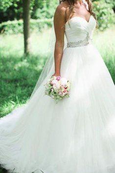Demetrios Ilissa Style 532 Wedding Dress $1,000