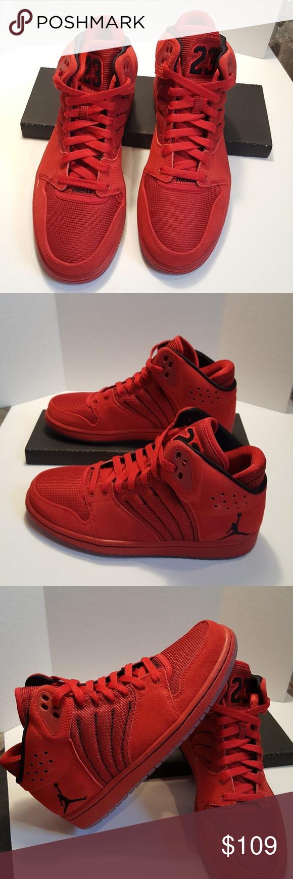 new arrival f485c 4ab7a Athletic Shoes · Environment · Man Shop · NIKE JORDAN 1 FLIGHT 838818 600 Sz  10.5 ITEM  NIKE JORDAN FLIGHT 1 4 PREMIUM