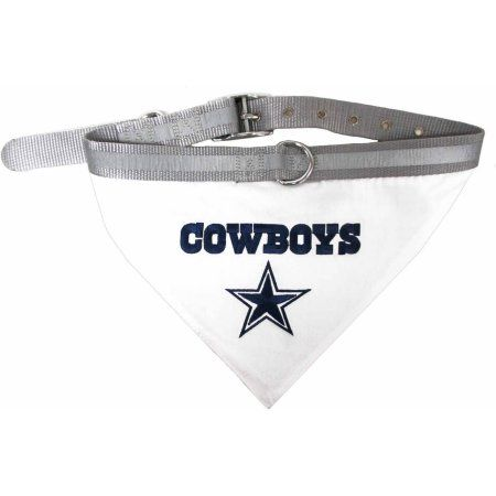 Pets First NFL Dallas Cowboys Pet Bandana  6e22656a2