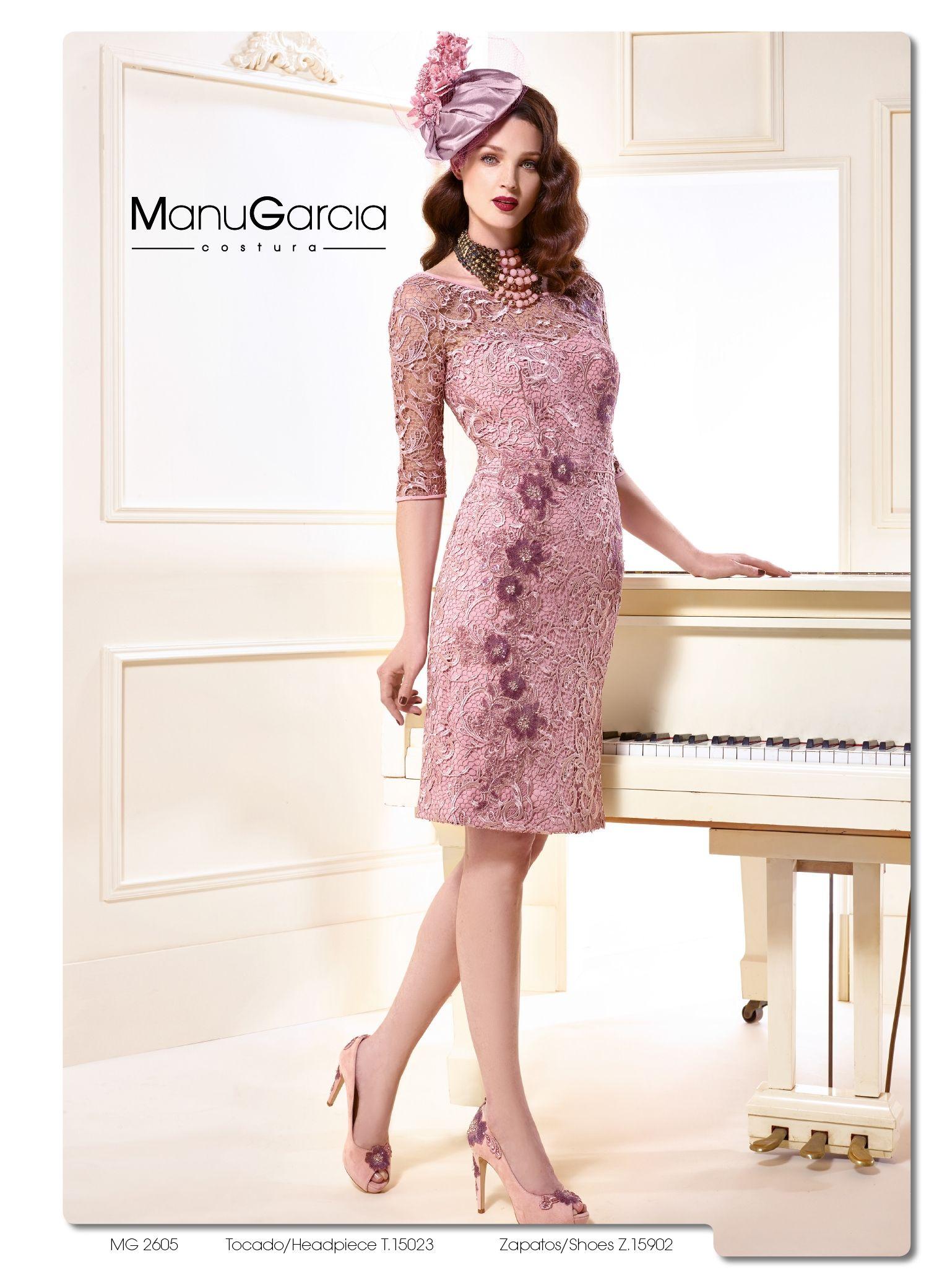 MG2605 - Party Dresses - Manu García - Weddingspot.co.uk | Party ...