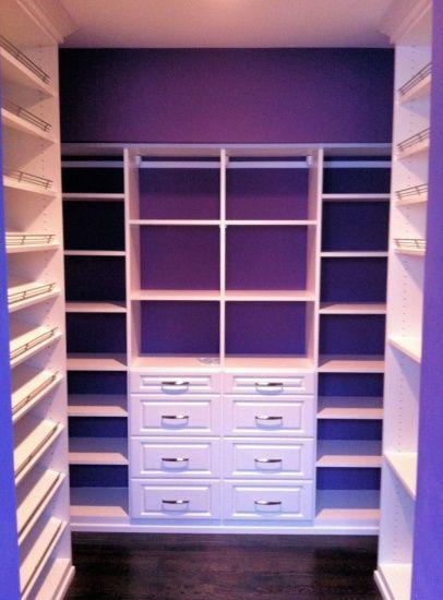 Master Closet Design Ideas - California Closets DFW | Closets ...