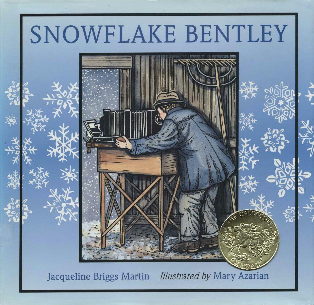 Pin by bridget on childrens books snowflake bentley