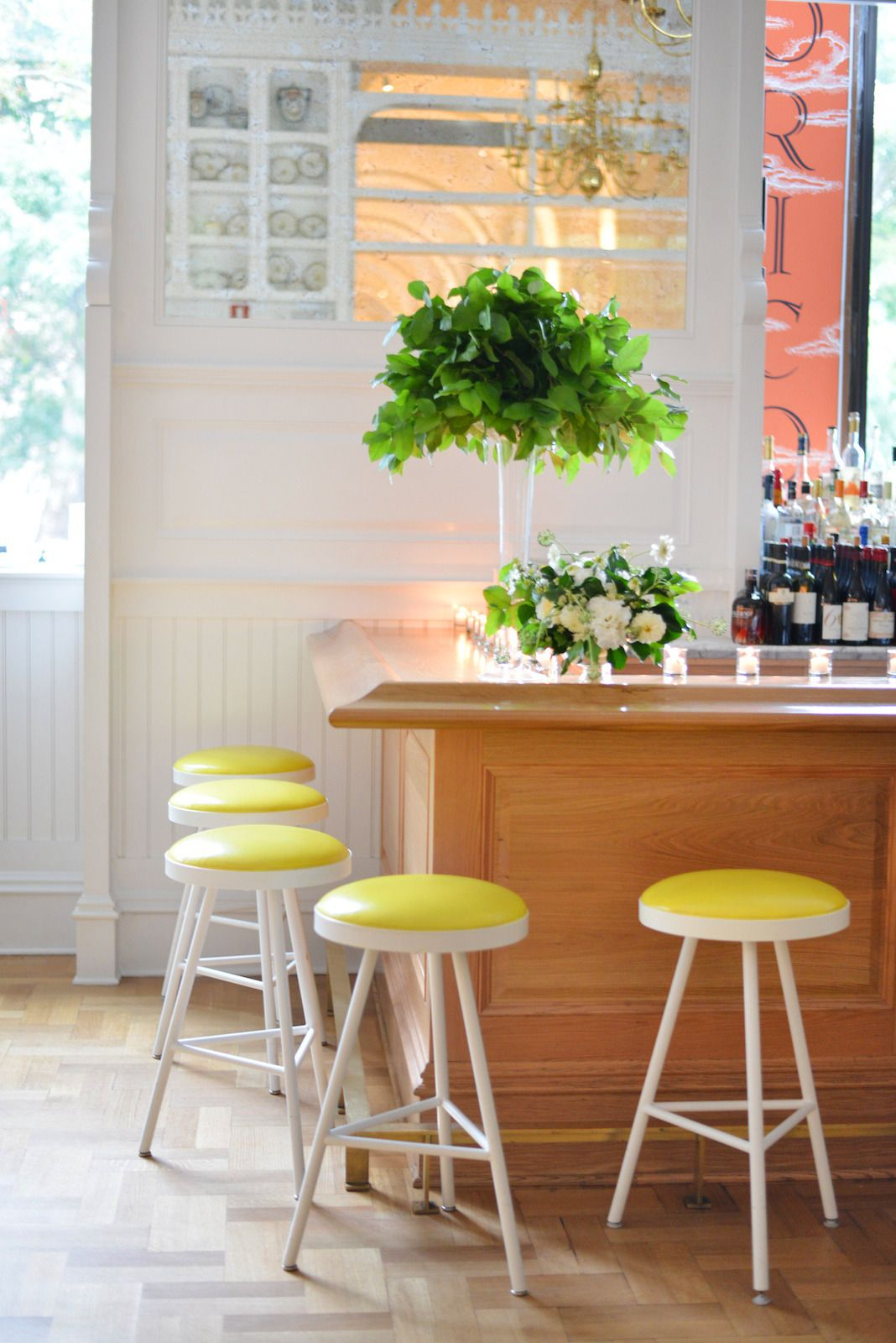 Can T Get Enough Of These Yellow Barstools Photography Jessica