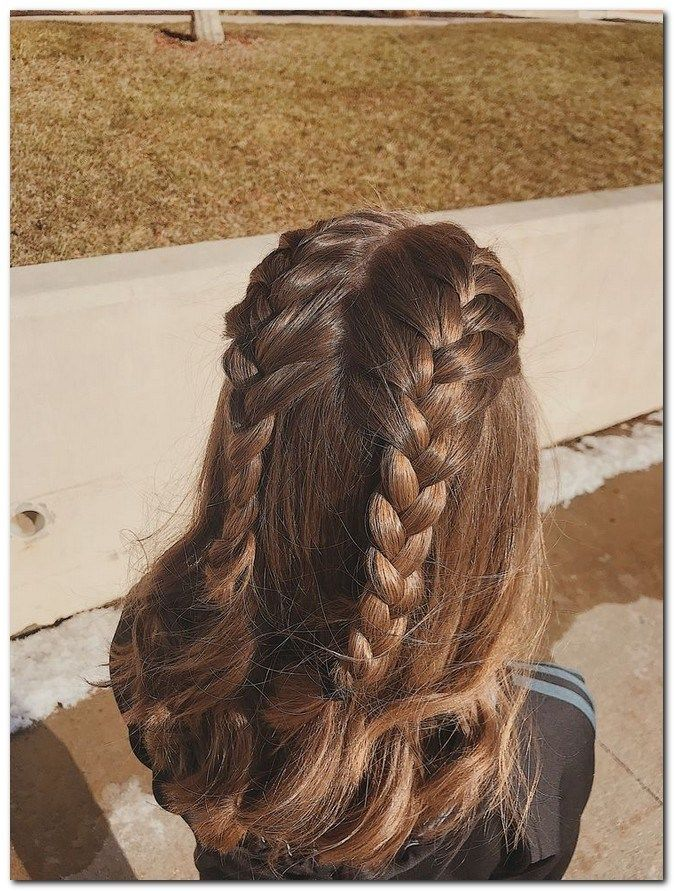 cute and easy long hairstyles