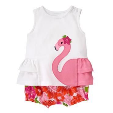 Flamingo Set Baby Girl Get It For 14 Affiliate Baby Girl