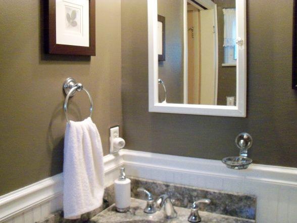 martha stewart bathroom paint color ideas color - brook trout Martha Stewart. Master bath | bathroom ideas | Pinterest | Bathroom, Small
