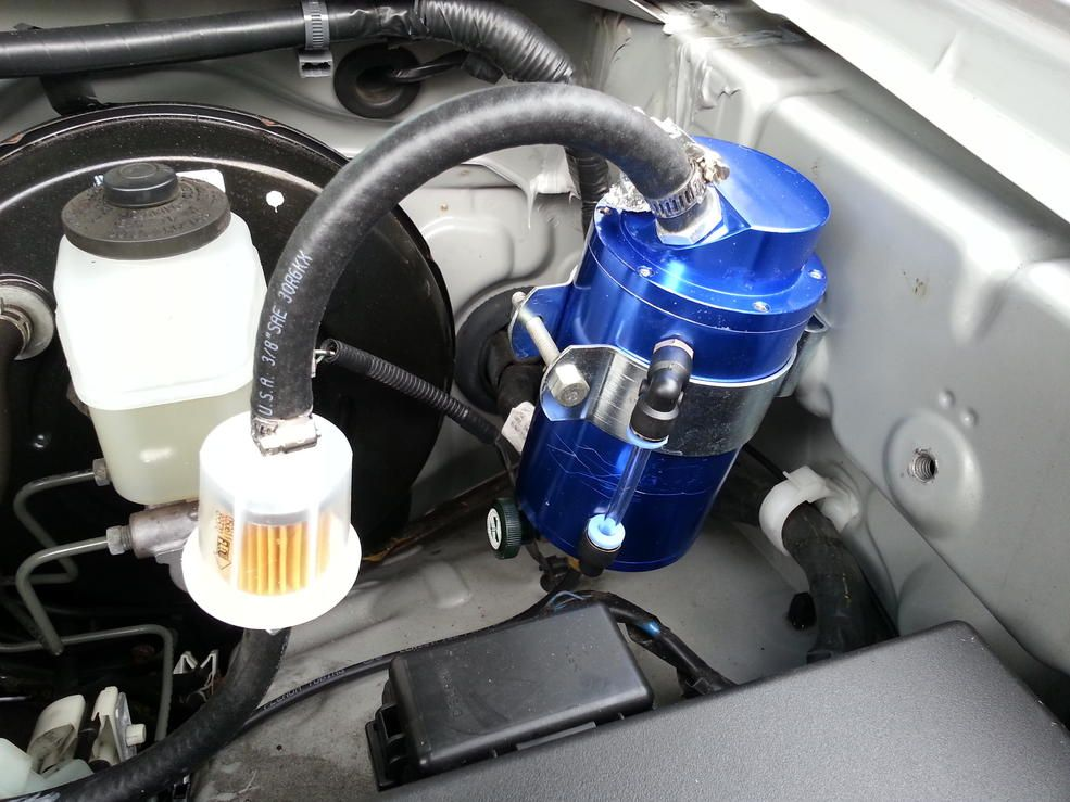 Oil Catch Can Install Installation Canning Oils