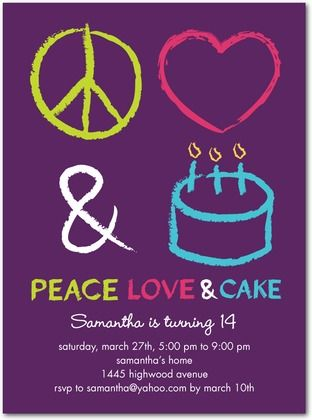 17 Best images about birthday invitations on Pinterest | 80s party ...