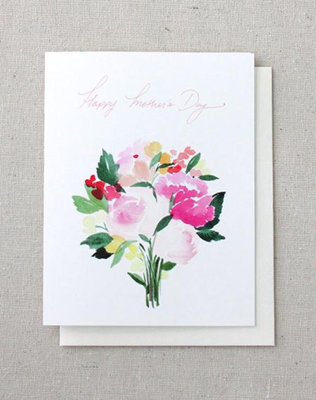 Tarjeta de Flores para Mamá   Tarjetas para Mamá ♡   Pinterest ...
