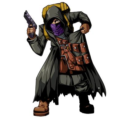 Mysterious Merchant Resident Evil Personagens Imagem De Jogos