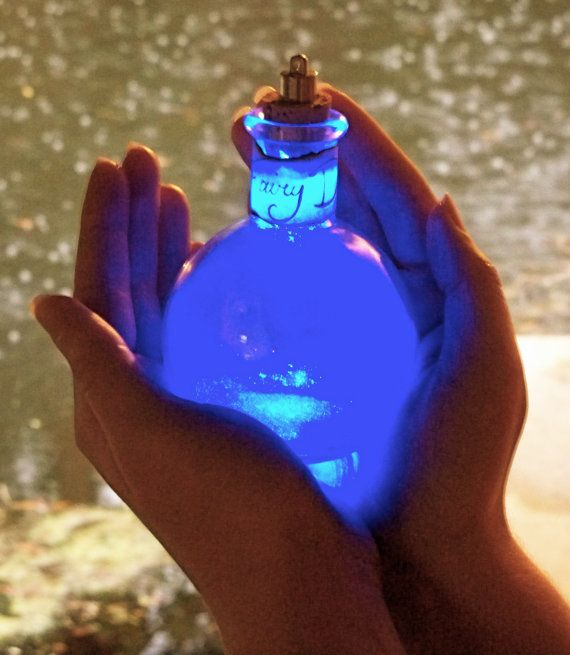 how to become a fairy potion