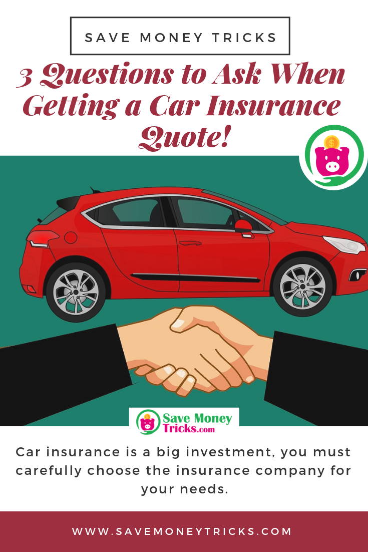 When You Are Shopping For Car Insurance It S Important To Ask The