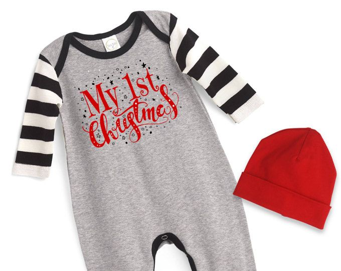 My 1st Christmas Baby Boy Outfit From Tesa Babe Baby Christmas