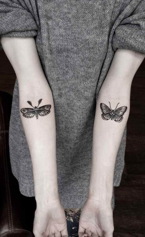 35++ Tatouage papillon avant bras ideas in 2021