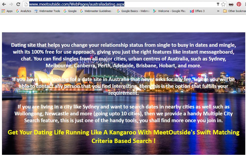 Explore Dating, Australia, and more!