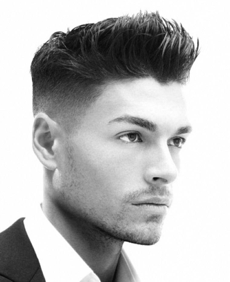 Geschäftsmann Haarschnitt: Stil, Charme, absolute Eleganz