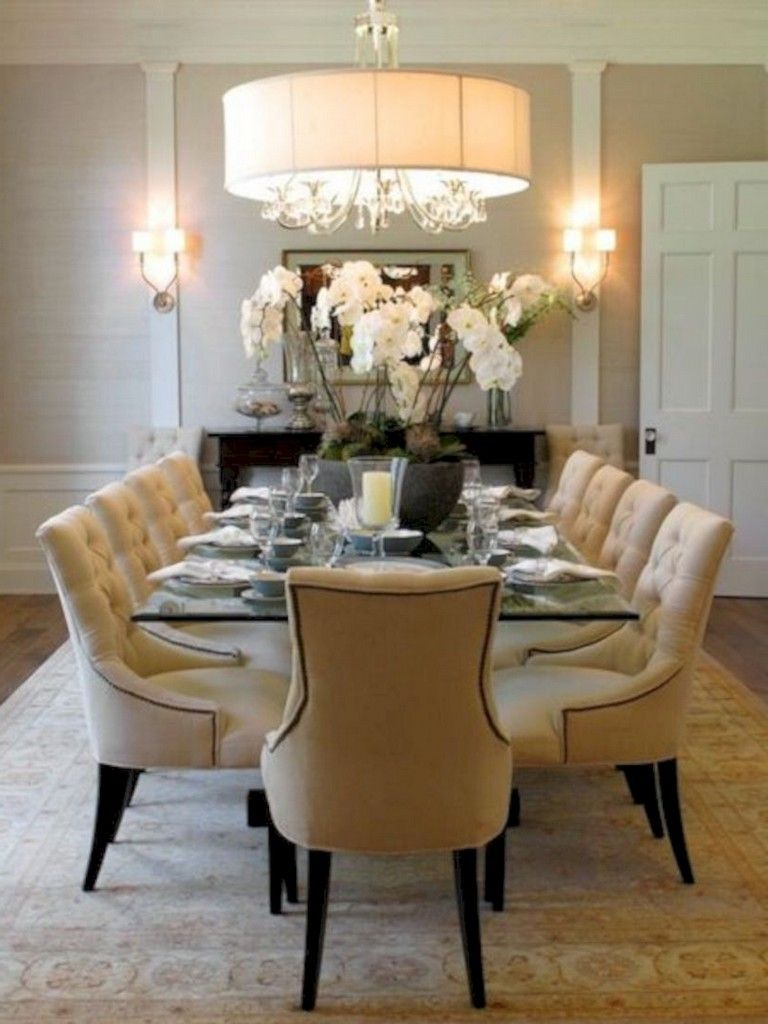 30 Awesome Dining Room Lighting Ideas For Big Family Dining Room Colors Dining Room Design Dining Room Decor
