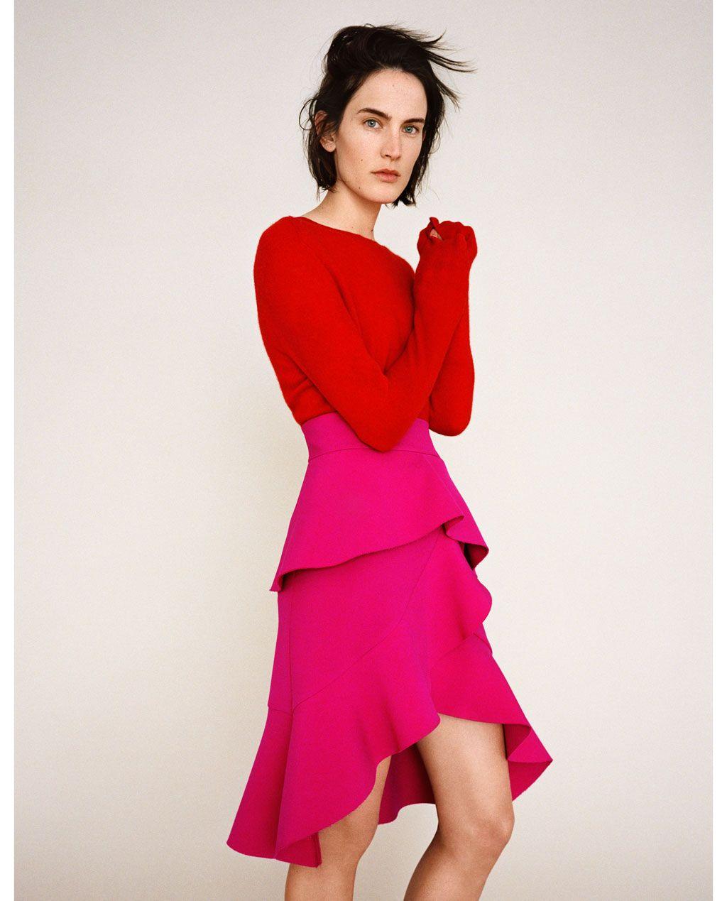 Image 2 of CASHMERE SWEATER from Zara | Wardrobe | Pinterest ...