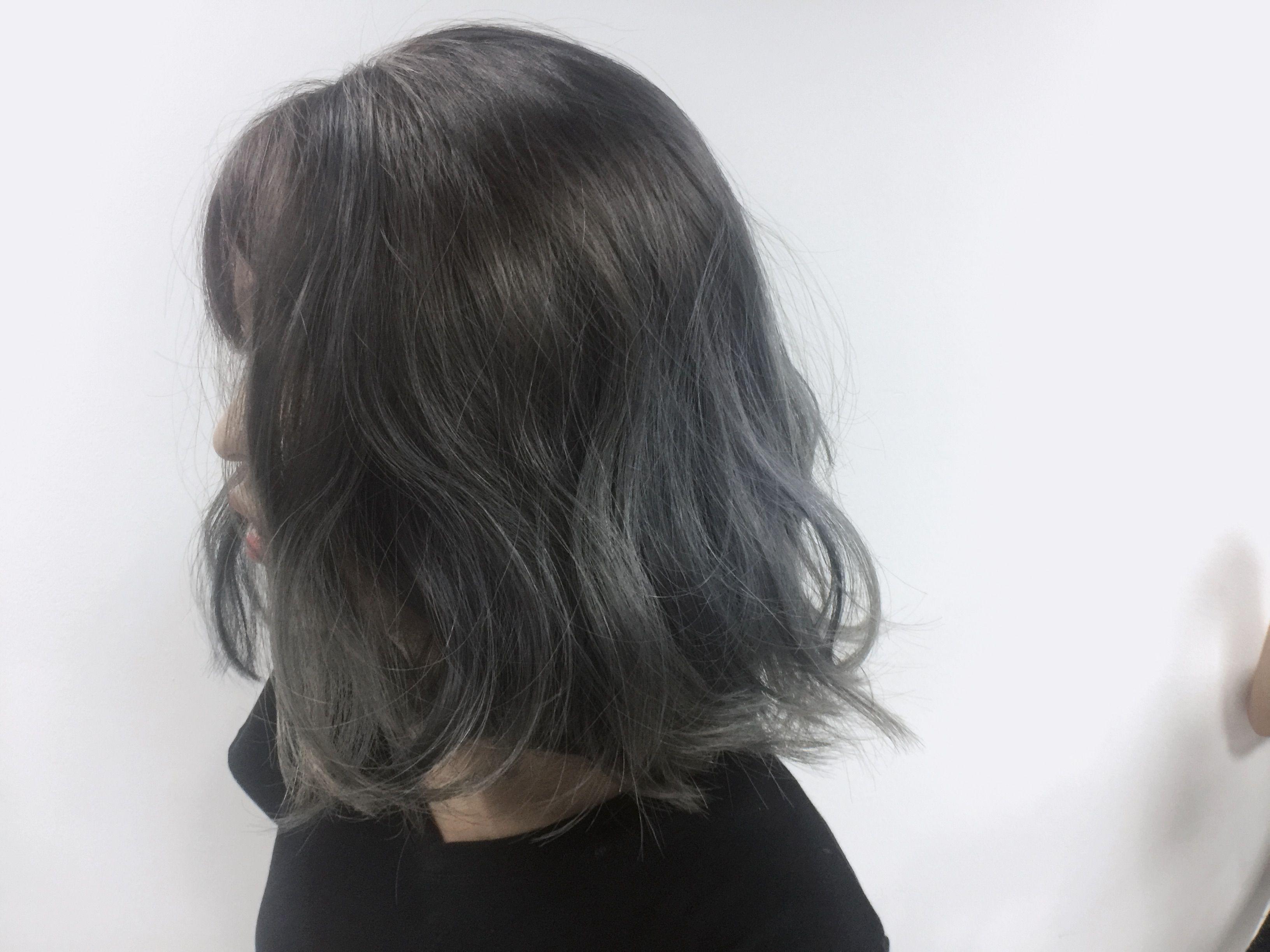 Pin oleh Hiệp Trần di Hair colour Rambut