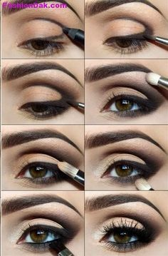 Awesome Wedding Makeup Ideas For Brown Eyes Gallery - Styles & Ideas ...