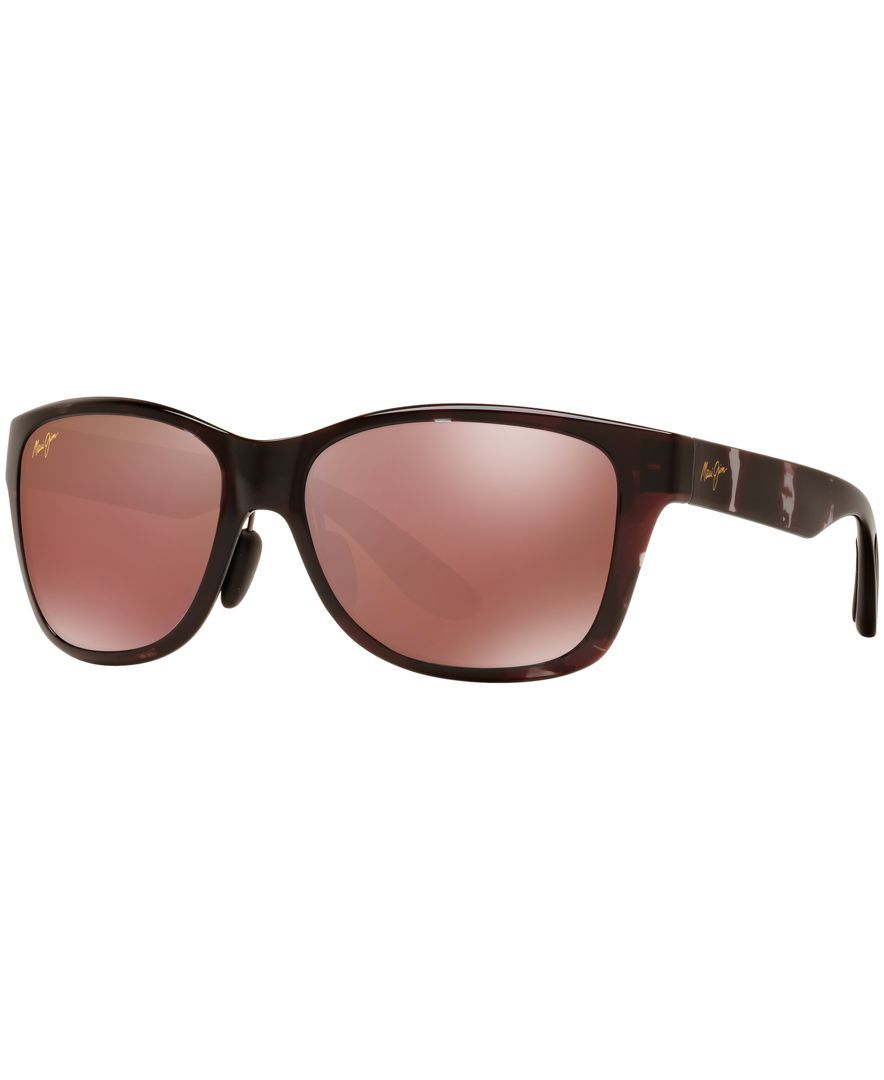 Maui Jim Sunglasses, Maui Jim 435 Road Trip Rectangle