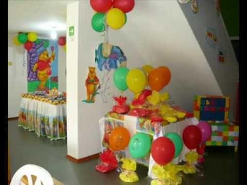 decoracin de fiestas infantiles