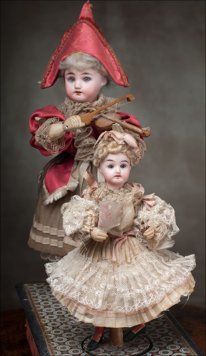 кукла старых времен говоря, когда