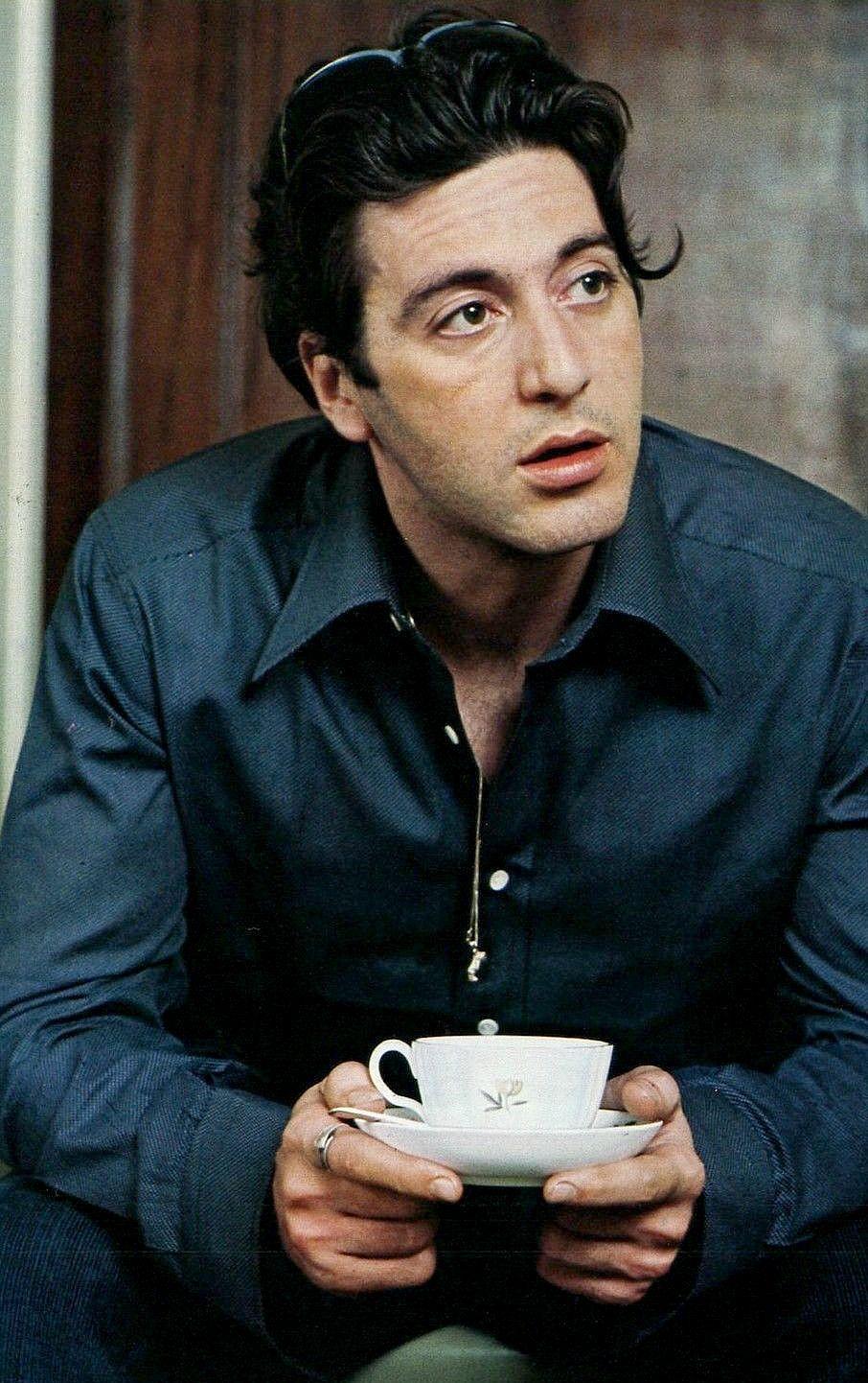 Al Pacino photographed... Al Pacino