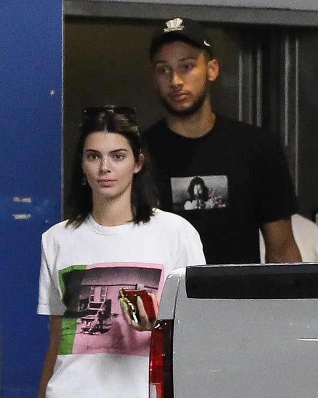 E News On Instagram Kendall Jenner And Ben Simmons Are Together And Khloe Kardashian Confirmed It Link In Bio For Everyt Kendall Kendall Jenner Ben Simmons