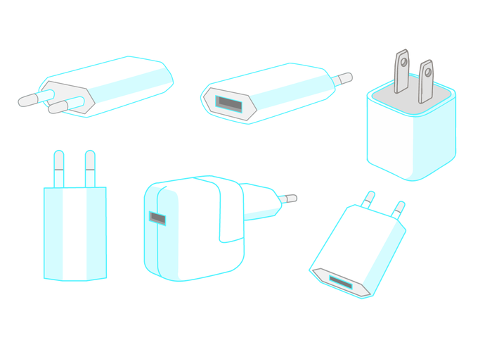 Phone Charger Vector Download Free Vector Art Stock Graphics Phone Charger Phone Case Design Phone Accessories Diy