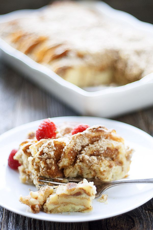 Overnight pancake casserole recipe breakfast recipes pinterest overnight pancake casserole make the night before and pop it in the oven christmas morning ccuart Image collections