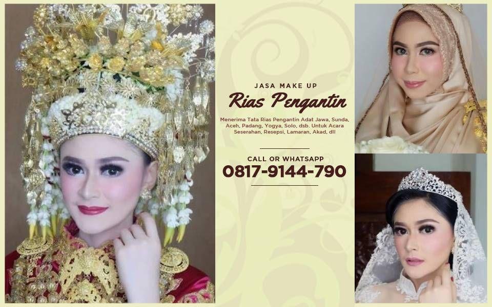 Rias Wajah Pengantin Tata Rias Pengantin Wedding Makeup