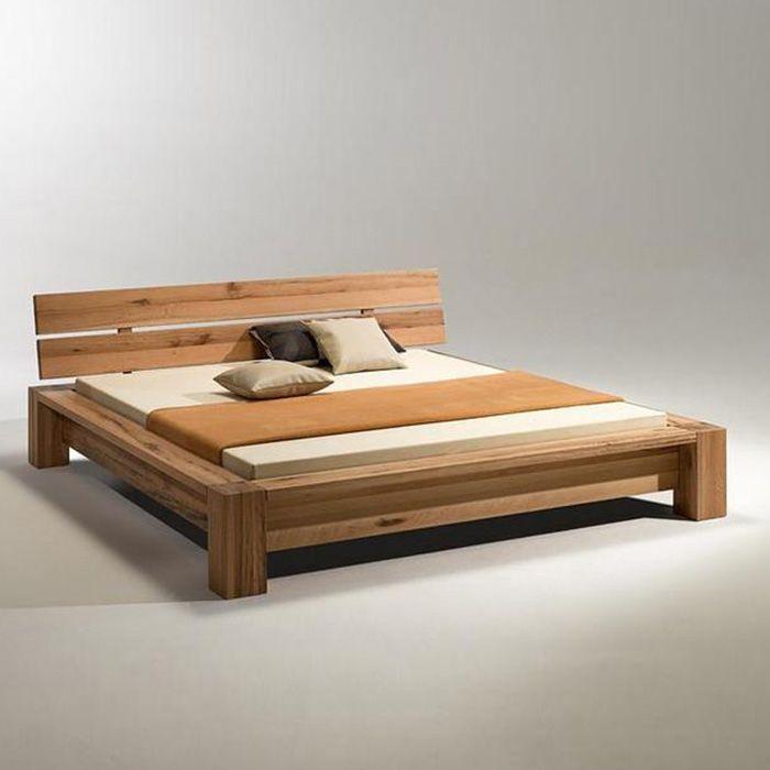 18+ Wood bed frame bedroom ideas info
