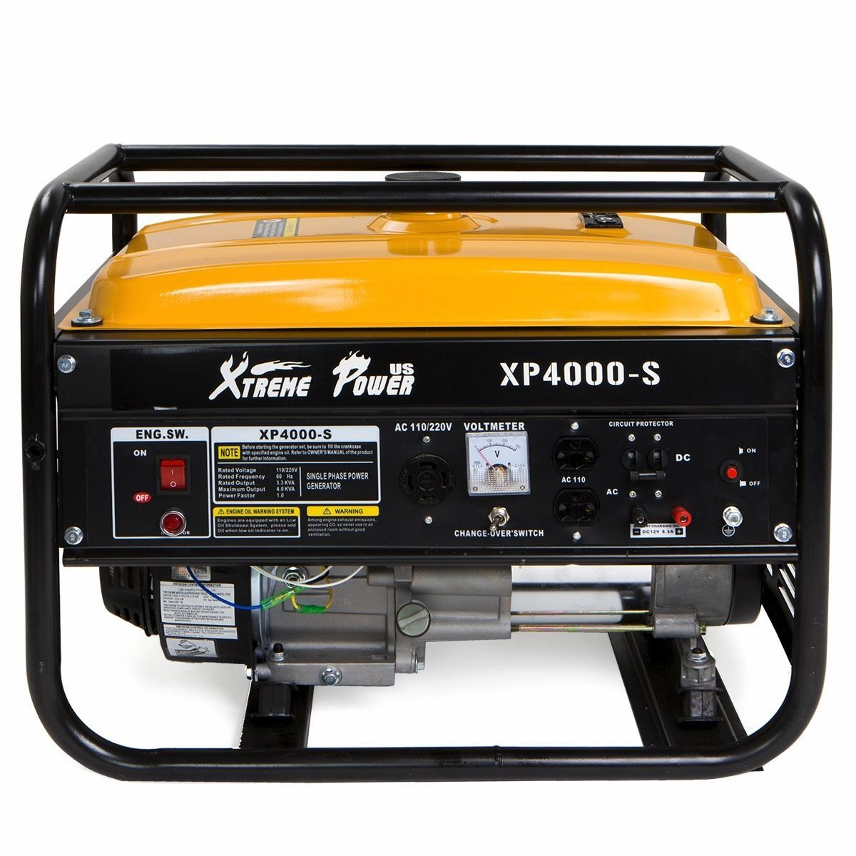 Incredible Details About Portable Generator 4000 Watt Duromax 7 Hp Gas Download Free Architecture Designs Scobabritishbridgeorg