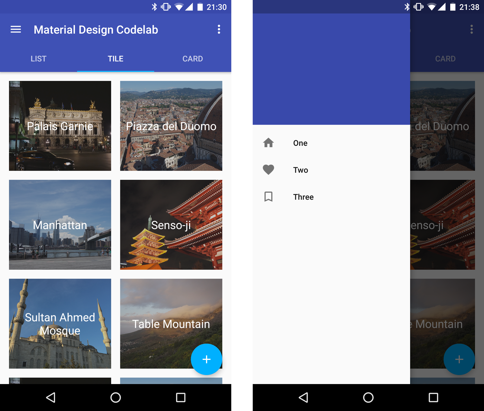 Build a Material Design App with the Android Design