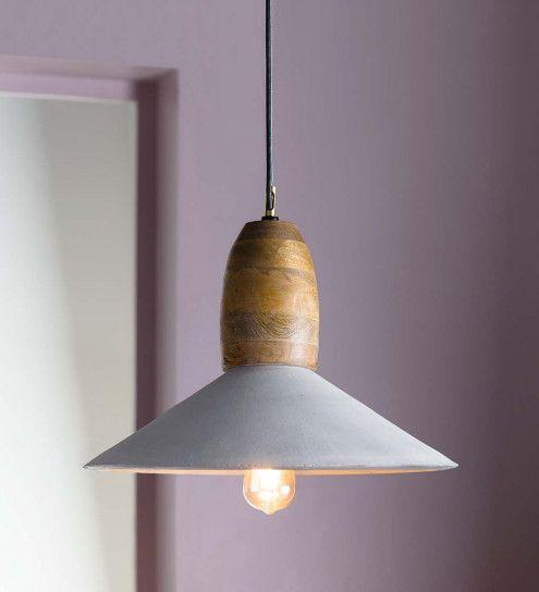 Urban Cement Pendant Light Lamps Amp Lighting Home Decor