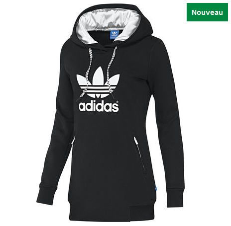 Sweat-shirt Adidas, Sweat-shirt à capuche