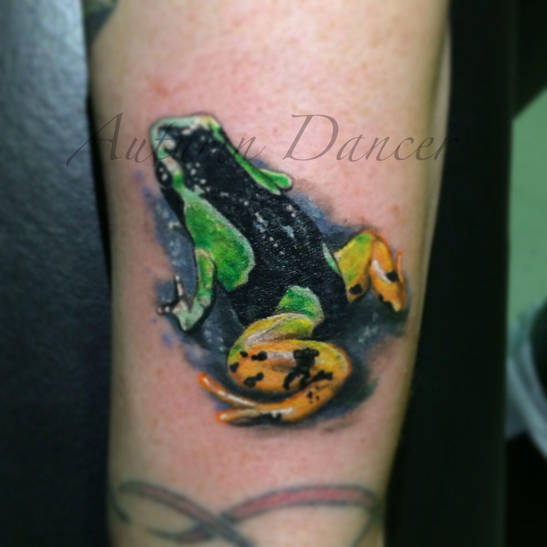 Mantella Dart Frog Tattoo Tree Frog Tattoos Frog Tattoos Tattoos