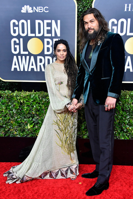 See Every Red-Carpet Look from the 2020 Golden Globes