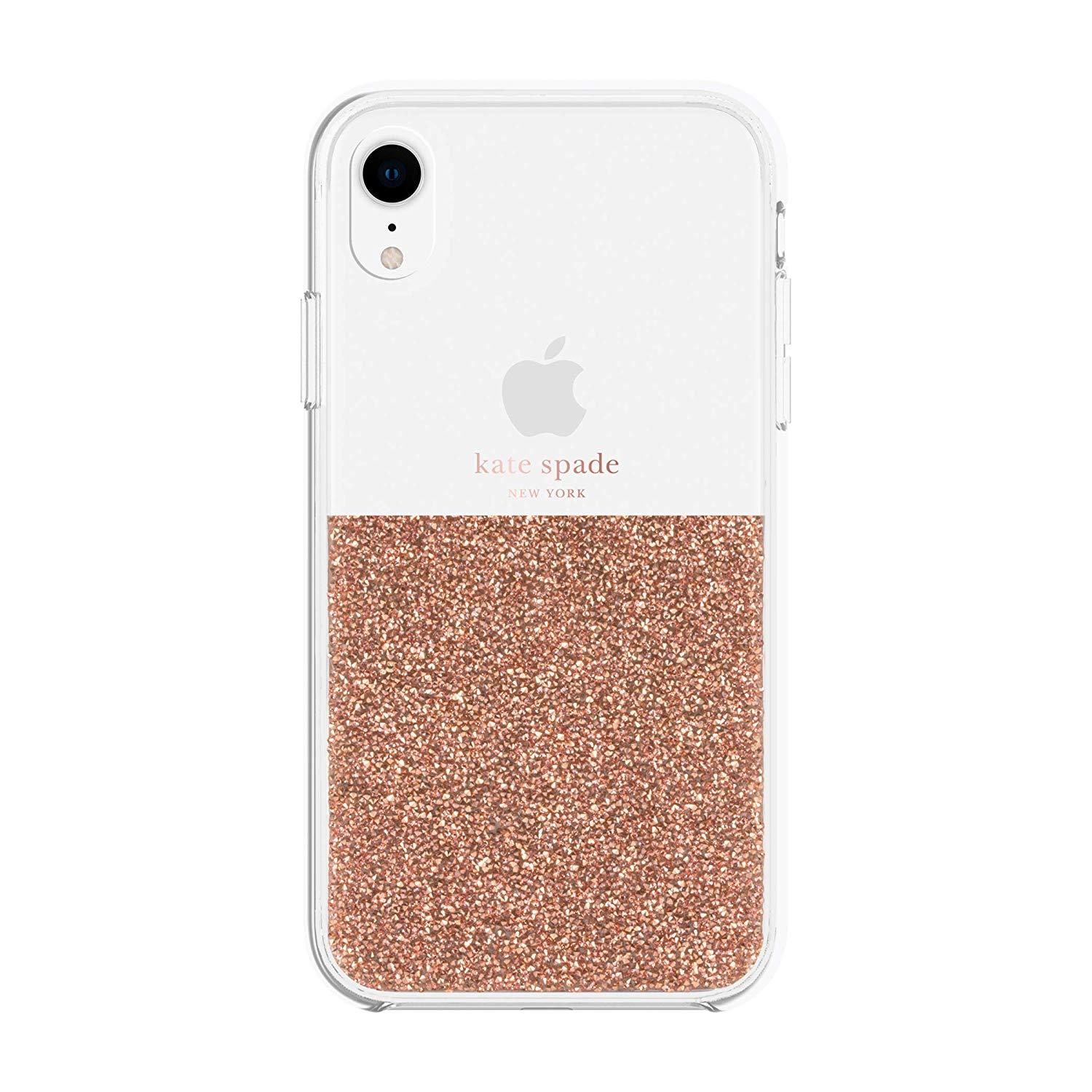 Kate Spade New York Phone Case Compatible with iPhone XR