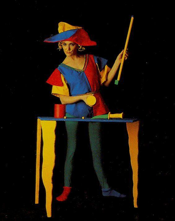 I. The Magician - Settanni Tarot by Pino Settanni,
