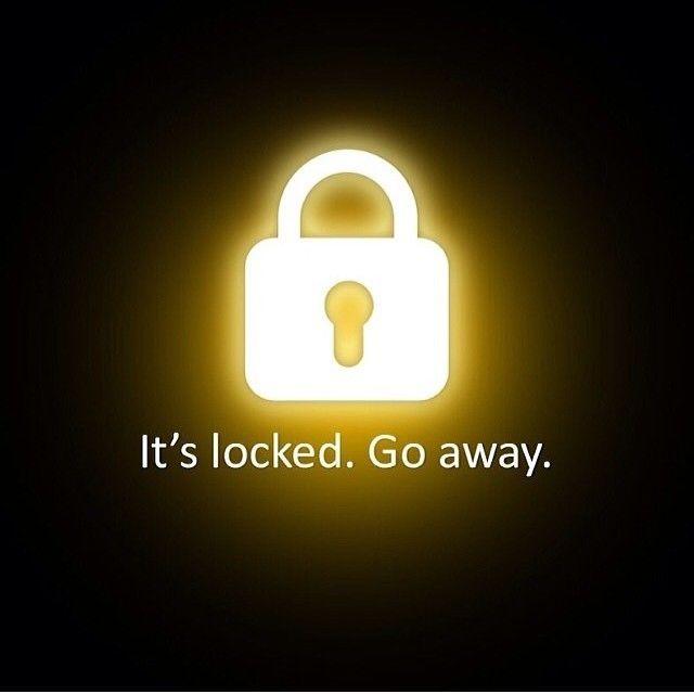 Its Locked Go Away Black Hd Wallpaper Iphone Dont Touch My Phone Wallpapers Funny Lock Screen Wallpaper
