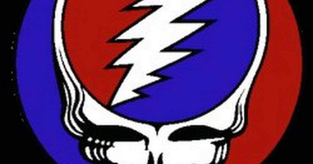 The Greatest Rock Band Logos Of All Time Grateful Dead
