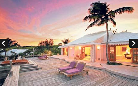 Pink Sands Hotel Destination De Reve Wedding Bahamas Resorts Beach