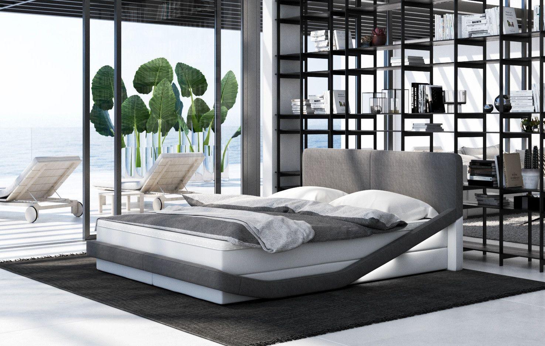 Boxspringbett Guani Boxspringbett Designer Bett Und Luxusschlafzimmer