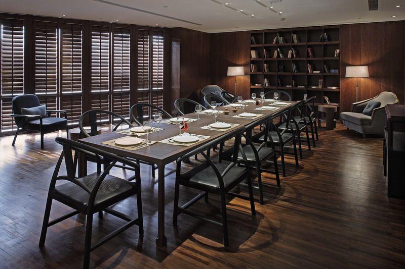 会议 会所 半木 Banmoo Meeting Restaurant Interior Design